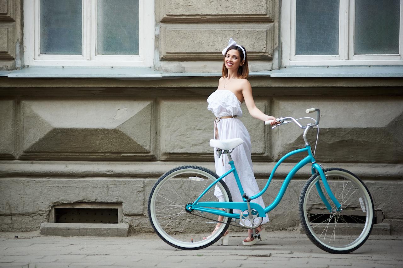 אמסטרדם חווים עם אופניים